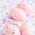 rózsaszín · húsvéti · tojások · közelkép · húsvét · minta · dísz - stock fotó © ElinaManninen