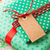 wrapped gifts with tag stock photo © elinamanninen