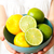 женщину · лимона · извести · чаши - Сток-фото © ElinaManninen
