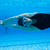 kadın · yüzme · sualtı · havuz · gülen · genç - stok fotoğraf © elinamanninen