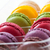 colorful macaroons stock photo © elinamanninen