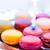 frans · cake · dienblad · bokeh · partij · zomer - stockfoto © elinamanninen