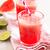 csészék · frissítő · görögdinnye · menta · házi · készítésű · étel - stock fotó © elinamanninen
