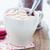 sıcak · çikolata · tatlı · ahşap · çikolata · içmek · kahvaltı - stok fotoğraf © elinamanninen