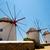 ギリシャ · 有名な · 島 · 夏 · 日 · 空 - ストックフォト © ElinaManninen