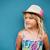 bonitinho · jovem · retrato · elegante - foto stock © ElinaManninen