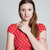 Thoughtful looking attractive woman stock photo © ElinaManninen