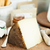 Cheese on wooden board stock photo © ElinaManninen
