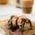 zoete · crêpe · ijs · heerlijk · chocolade · saus - stockfoto © ElinaManninen