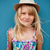 sorridente · bonitinho · jovem · retrato · feliz - foto stock © ElinaManninen