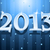 vector illustration of new year 2013 stock photo © elisanth