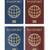 internacional · pasaporte · establecer · vector · muestra · personal - foto stock © elisanth