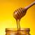 miele · cucchiaio · bianco · oro · drop - foto d'archivio © elisanth