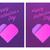 belo · decorativo · corações · dia · dos · namorados · texto · espaço - foto stock © elisanth