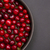 top view of fresh red cherries stock photo © elisanth