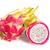 дракон · фрукты · розовый · частей · продовольствие - Сток-фото © elisanth