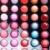 primo · piano · shot · lip · gloss · palette · soft · focus - foto d'archivio © elisanth