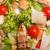 tavuk · yumurta · domuz · pastırması · gıda · salata - stok fotoğraf © elisanth