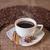 kávéscsésze · fahéj · ánizs · csillagok · vászon · kávé - stock fotó © Elisanth
