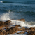 close up shot of stormy sea waves stock photo © elisanth