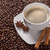 coffee cup with cinnamon stock photo © elisanth