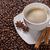 kávéscsésze · fahéj · kávé · textúra · füst · asztal - stock fotó © Elisanth