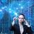 data mining concept with businesswoman stock photo © elnur