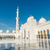 cami · Abu · Dabi · Bina · ibadet · beyaz · mermer - stok fotoğraf © elnur