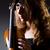 música · clássica · jogador · escuro · irreconhecível · musical - foto stock © elnur