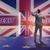 businessman in brexit concept   uk leaving eu stock photo © elnur