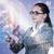 女性 · ボタン · ビジネス女性 · ビジネス · お金 - ストックフォト © elnur