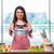 női · szakács · zöldségek · étterem · konyha · étel - stock fotó © elnur