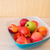 fruits in the bown on table stock photo © elnur