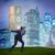 ビジネスマン · 圧力 · 作業 · 残業 · 遅い - ストックフォト © elnur