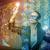 kisajtolás · internet · marketing · ikon · nő · kéz · kék - stock fotó © elnur