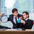 時は金なり · 2 · ビジネスマン · ビジネス · クロック · 男性 - ストックフォト © elnur