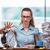 mulher · empresária · relógio · documentos · negócio · escritório - foto stock © elnur