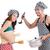 повар · жонглирование · смешные · цветами · продовольствие - Сток-фото © elnur