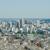 skyline of paris on bright summer day stock photo © elnur