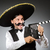 jóképű · mexikói · férfi · kalap · agavé · szombréró - stock fotó © elnur