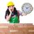 ritardare · costruzione · business · donna · muro · clock - foto d'archivio © elnur