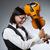 面白い · バイオリン · プレーヤー · ミュージカル · 男 - ストックフォト © Elnur