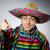 colorido · mexicano · textura · moda · resumen - foto stock © elnur