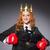 vrouw · koningin · bokshandschoenen · werk · zakenman · vak - stockfoto © elnur