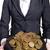 kadın · pot · altın · madeni · iş · alışveriş - stok fotoğraf © elnur