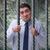 человека · ловушке · тюрьмы · долларов · бизнеса · деньги - Сток-фото © elnur