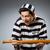 funny · prisión · preso · hombre · ley · libertad - foto stock © elnur