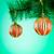 松 · コーン · ボール · 絞首刑 · 装飾 · 赤 - ストックフォト © elnur