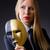 nő · maszk · üzlet · üzletember · öltöny · jókedv - stock fotó © Elnur