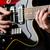 man · gitaar · concert · muziek · partij · achtergrond - stockfoto © elnur